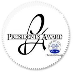 Presidents Award Page