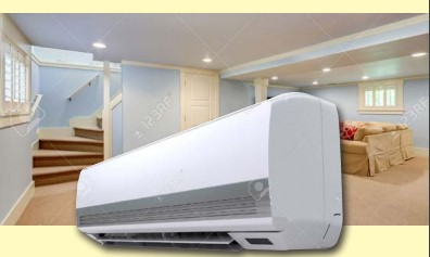 how to heat cool your basement or garage with ductless systems rh leggettinc com how to heat basement in summer how to get basement badge clone tycoon 2